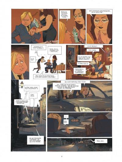 Page 9 Les coeurs boudinés - intégrale