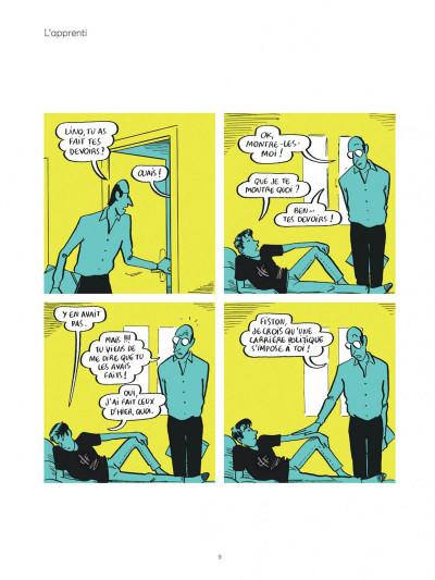 Page 9 Ma vie de réac tome 2