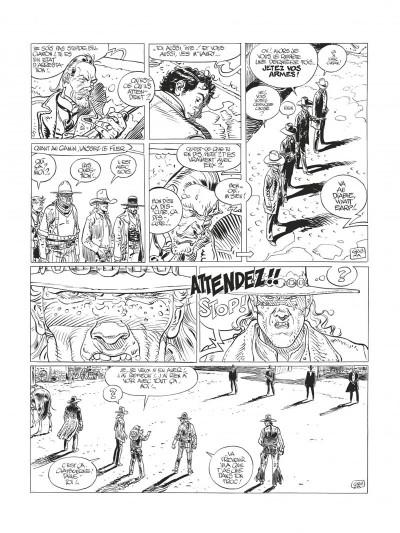 Page 6 Blueberry - édition noir et blanc tome 28 - Dust