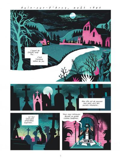 Page 5 Une année sans Cthulhu