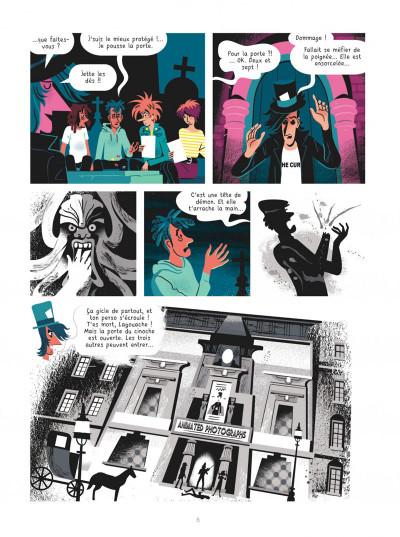 Page 6 Une année sans Cthulhu
