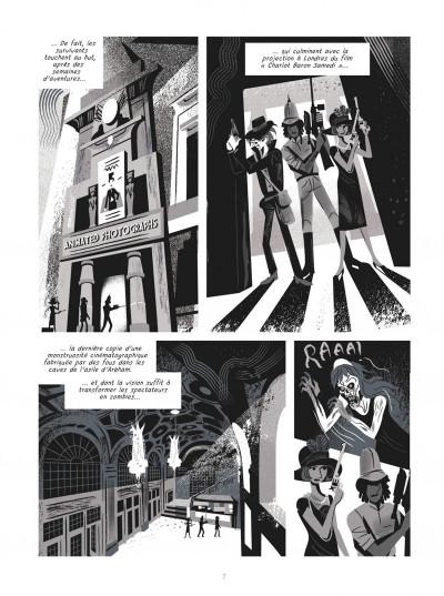 Page 7 Une année sans Cthulhu