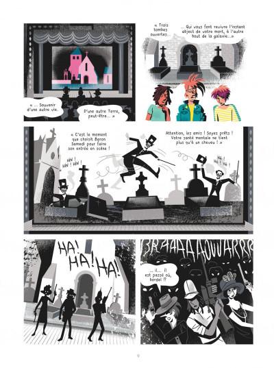 Page 9 Une année sans Cthulhu