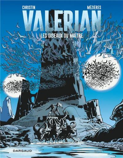 Couverture Valérian tome 5 - les oiseaux du maître