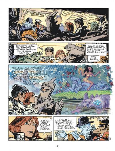 Page 4 Valérian tome 20 - L'ordre des pierres