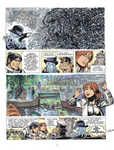 Page 7 Valérian tome 20 - L'ordre des pierres