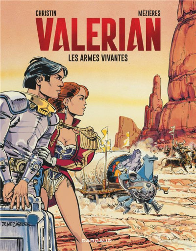 Couverture Valérian tome 14