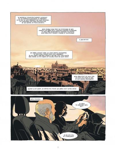 Page 5 Une erreur de parcours
