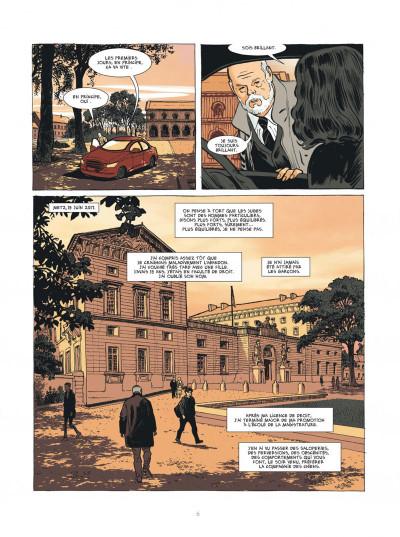 Page 6 Une erreur de parcours