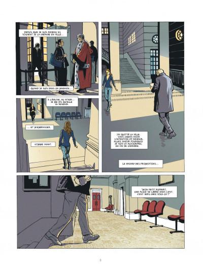 Page 8 Une erreur de parcours
