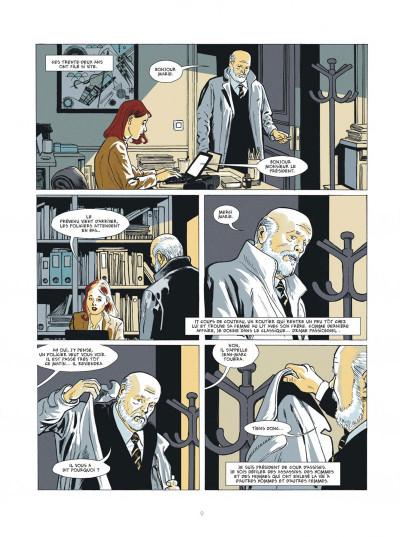 Page 9 Une erreur de parcours