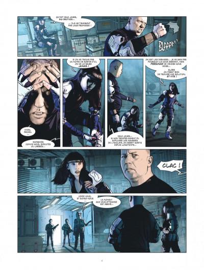 Page 3 Mémoires de la guerre civile tome 3