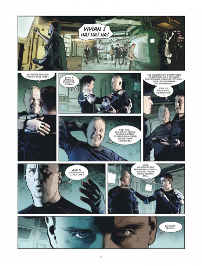 Page 6 Mémoires de la guerre civile tome 3