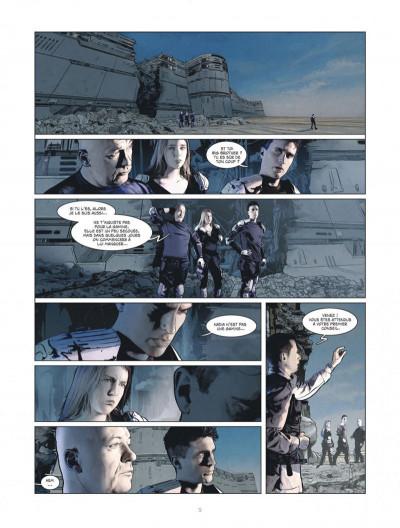 Page 9 Mémoires de la guerre civile tome 3