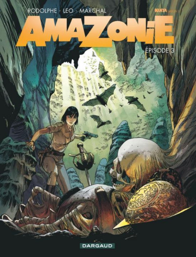 Couverture Amazonie tome 3