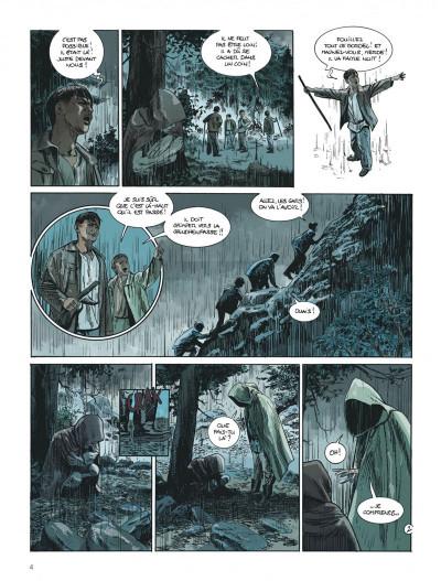Page 3 Amazonie tome 3 + ex-libris offert