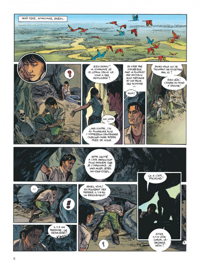 Page 6 Amazonie tome 3