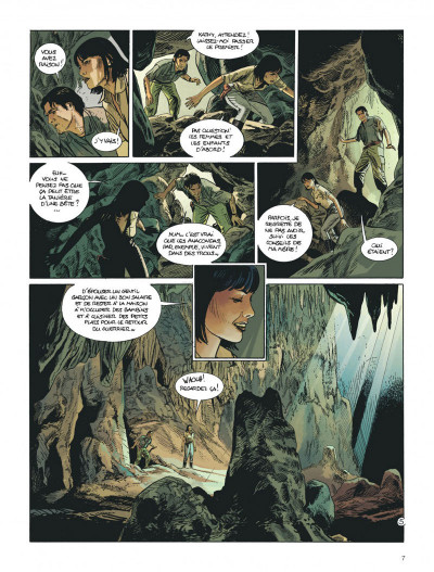 Page 7 Amazonie tome 3