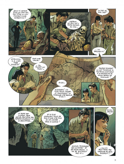 Page 9 Amazonie tome 3