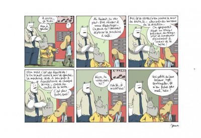 Page 9 Dans mon open space