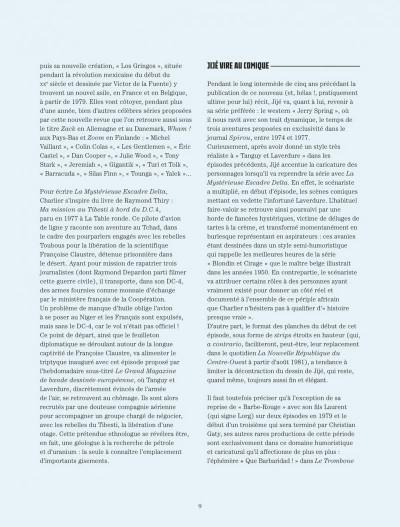 Page 9 Tanguy et Laverdure - intégrale tome 9