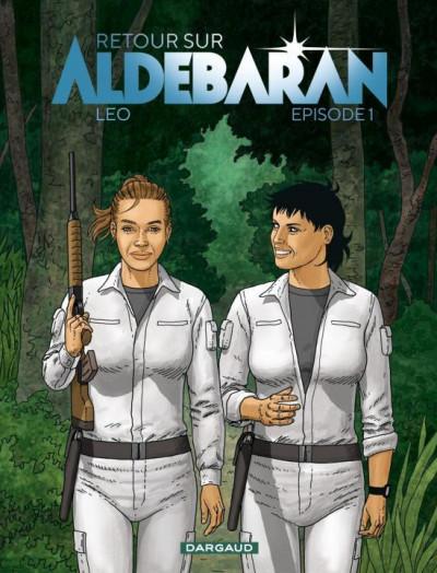 Couverture Retour sur Aldebaran tome 1