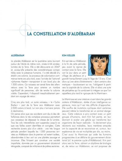 Page 3 Retour sur Aldebaran tome 1