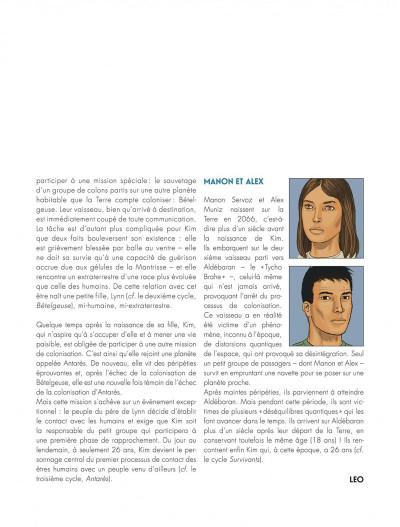 Page 4 Retour sur Aldebaran tome 1