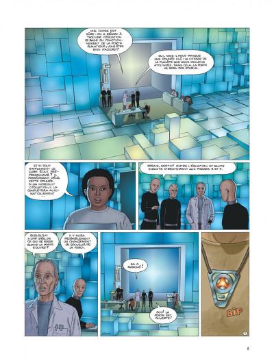 Page 5 Retour sur Aldebaran tome 1