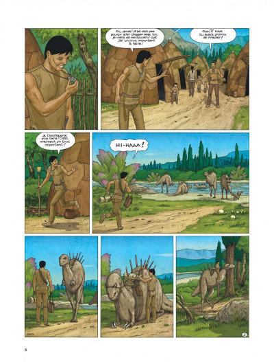 Page 6 Retour sur Aldebaran tome 1