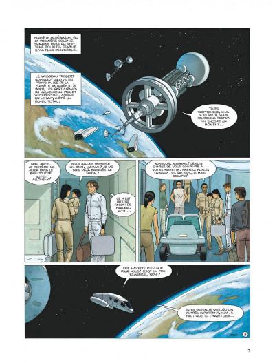 Page 7 Retour sur Aldebaran tome 1