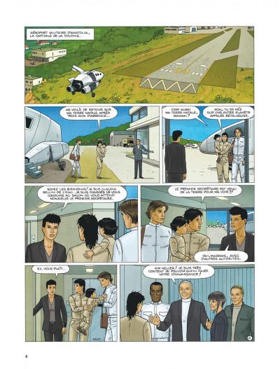 Page 8 Retour sur Aldebaran tome 1