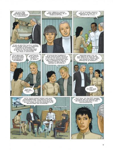Page 9 Retour sur Aldebaran tome 1