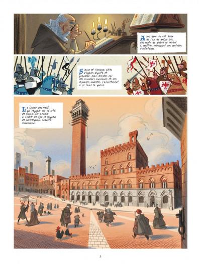Page 2 Tosca des bois tome 2