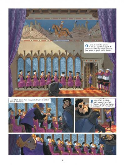 Page 3 Tosca des bois tome 2