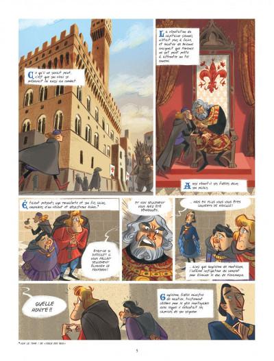 Page 4 Tosca des bois tome 2