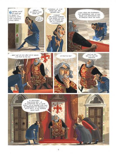Page 5 Tosca des bois tome 2