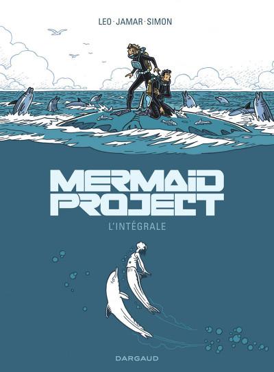 Couverture Mermaid project - intégrale noir et blanc
