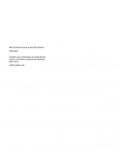 Page 4 Mermaid project - intégrale noir et blanc