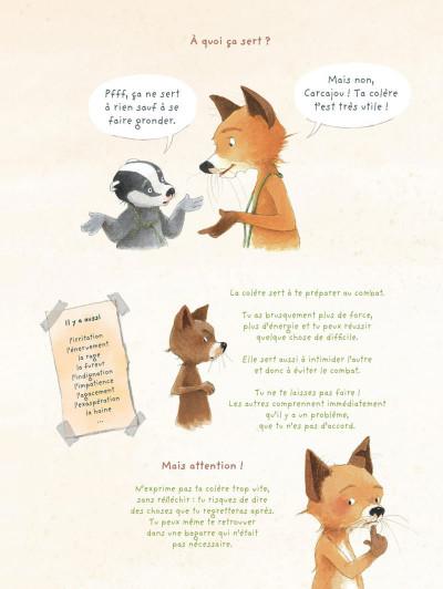 Page 7 La famille blaireau-renarde tome 1