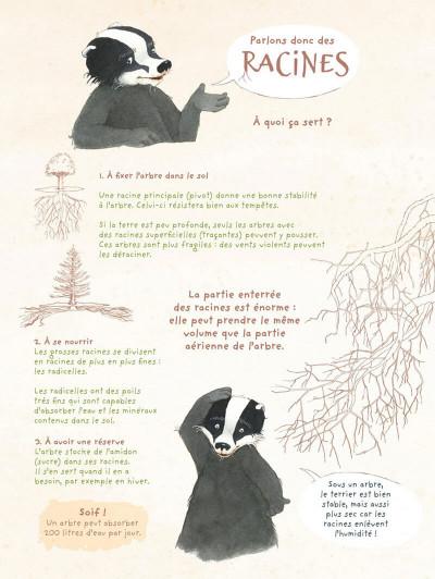 Page 7 La famille blaireau-renarde tome 2