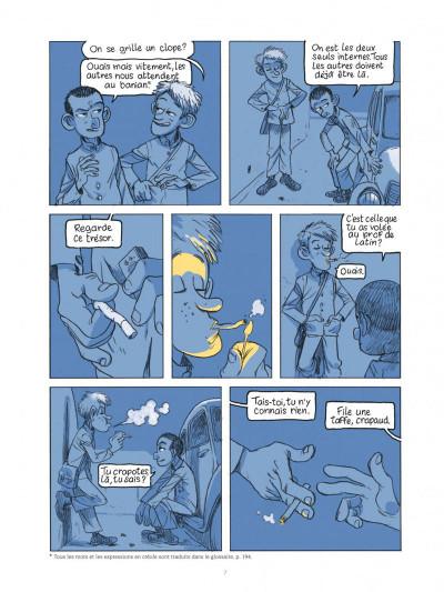 Page 7 Chroniques du léopard