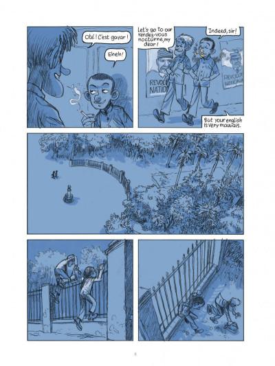 Page 8 Chroniques du léopard