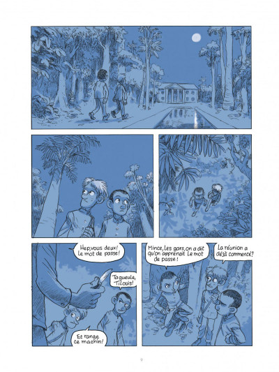 Page 9 Chroniques du léopard