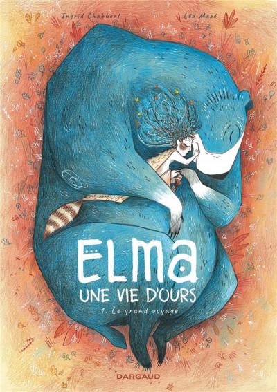 Couverture Elma, une vie d'ours tome 1