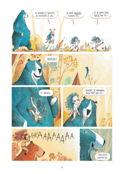 Page 6 Elma, une vie d'ours tome 1