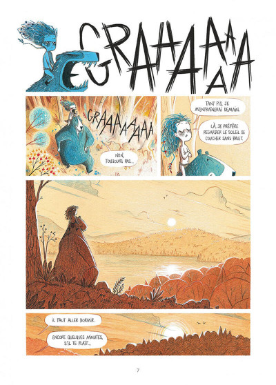 Page 7 Elma, une vie d'ours tome 1