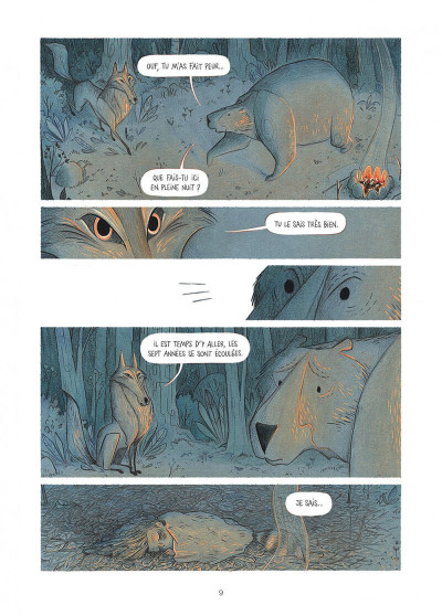 Page 9 Elma, une vie d'ours tome 1