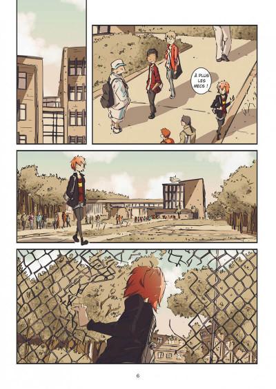 Page 6 Mia & co tome 3