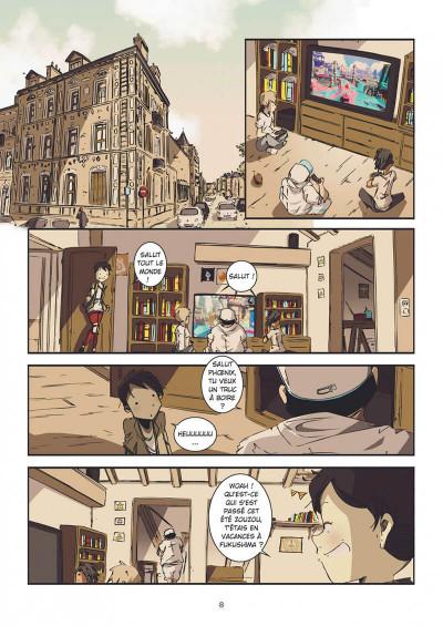 Page 8 Mia & co tome 3
